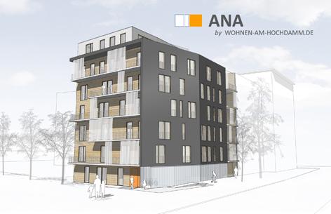 baugemeinschaft wohnen am hochdamm. Black Bedroom Furniture Sets. Home Design Ideas